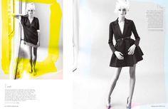 Abbie Heath for L'Officiel Singapore February 2013 ph: Chuando & Frey