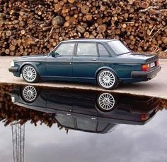 Reflecting on 244 Volvos, this is a good one!