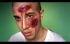 Liquid Latex Skin Tears  Watch here ---> http://www.youtube.com/watch?v=e_fApIk59EQ