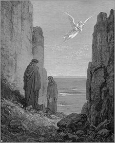 Гюстав Доре - иллюстрации к «Божественной комедии» Данте.