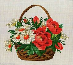 daisy basket 030