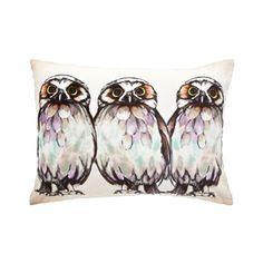 Zara Kids Painted Animal Cushion
