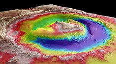 Space in Images - 2012 - 07 - Gale Crater