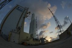 ESA's last Automated Transfer Vehicle, ATVGeorges Lemaître, is set for launch to the International Space Station from Europe's Spaceport in Kourou, French Guiana at 23:44 GMT on 29 July (01:44 CEST on 30 July).