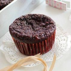 fondant chocolat sans farine, sans beurre et sans sucre