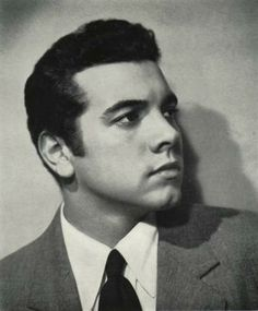 """""""I'll Walk with God"""" - Nicholas Brodszky, Music, Paul Francis Webster, Words - Sung by Mario Lanza in """"The Student Prince"""" 1954"""
