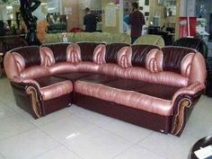 Tips That Help You Get The Best Leather Sofa Deal. Leather sofas and leather couch sets are available in a diversity of colors and styles. A leather couch is the ideal way to improve a space's design and th Sofa Deals, Best Leather Sofa, Couches For Sale, Design Fails, Buy Sofa, Couch Set, My Furniture, Woodworking Furniture, Discount Furniture