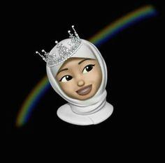 Wallpaper Iphone Anime Faces 42 New Ideas Icon Girl, Hijab Drawing, Girl Emoji, Hijab Cartoon, Emoji Wallpaper, Cute Wallpapers, The Incredibles, Pure Products, Disney Princess