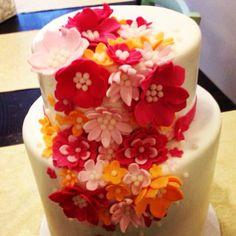 #torta #primavera #cakedesign dolcelab