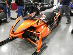 ZF Pro-Cross Limited Edition Arctic Cat Snowmobile