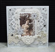 Lenas kort: Merry christmus Christen, Doodles, Merry, Frame, Blog, Home Decor, Creative, Picture Frame, Decoration Home