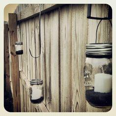 Fence decorations