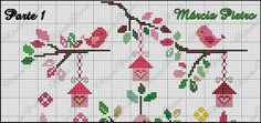 Cross stitch part 1