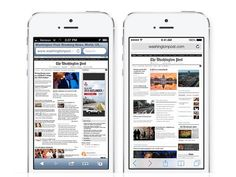 A Side-By-Side Photo Comparison Of Apple's iOS 6 And iOS 7 - DesignTAXI.com