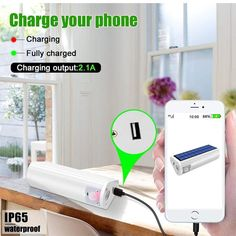 Torcia solare portatile multifunzionale da 650 lm con torce solari Solar Powered Phone Charger, Solar Phone Chargers, Portable Phone Charger, Solar Battery Charger, Small Solar Panels, Portable Solar Panels, Solar Generator, Camping Lights, Solar Lights