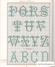 Lejeune, alphabets