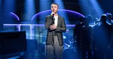 Watch Sam Smith Deliver 'Thrill of It All' Songs on 'SNL'  http://www.rollingstone.com/music/news/watch-sam-smith-deliver-thrill-of-it-all-songs-on-snl-w507716
