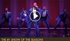 Motown The Musical: great music, of course, but not my favorite