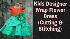 34 New Ideas For Baby Girl Outfits Diy Skirt Tutorial Baby Girl Frocks, Frocks For Girls, Baby Girl Dresses, Baby Dress Design, Frock Design, Kids Frocks Design, Baby Girl Dress Patterns, Diy Fashion, Dress Fashion