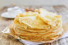 Pâte à crêpes sans oeufs