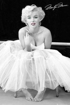 Marilyn Monroe : Ballerina - Maxi Poster 61cm x 91.5cm (new & sealed)