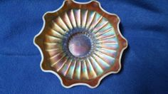 SOLD - Used (normal wear) - Beautiful  candy dish, good condition.