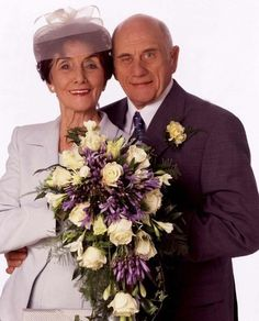 Dot and Jim Branning played by June Brown and John Bardon
