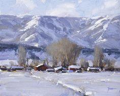 Colorado Winter by Dan Young
