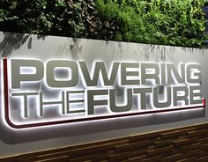 "Check out new work on my @Behance portfolio: ""Powering the Future Branding"" http://be.net/gallery/33579473/Powering-the-Future-Branding"
