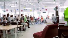 """google garage"" furniture space | Flexible Office Space: Flexible Home Office Ideas from Google Garage"