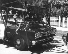 Behind the scenes. I have no idea how Martin Milner and Kent McCord didn't go nuts with all that right there. Martin Milner, Adam 12, A Good Man, Behind The Scenes, Pilot, Tv, Television Set, Pilots, Television