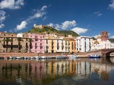 Bosa | 28 Towns In Italy You Won't Believe Are Real Places