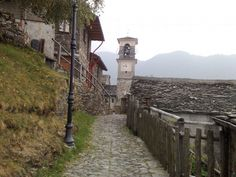Monteviasco in Val Veddasca, including legends, history and anecdotes