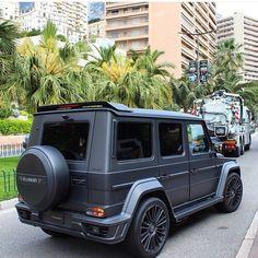 Mansory G Wagon