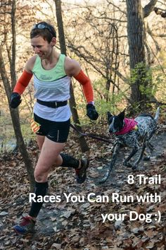 Your trail running partner deserves to race, too.) Check out these dog-friendly races! Running Shoe Brands, Running Shoes, Trail Running Motivation, Ultra Trail Running, Running Guide, Trail Races, Anubis, Cross Training, Dog Friends