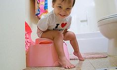 Potty-Training 101: Seven Potty-Training Tips from Moms