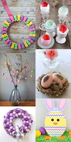 DIY Easter Decoratio
