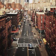 New York City from Manhattan Bridge / photo by Patrick Janelle