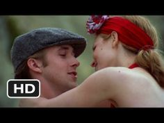 The Notebook Movie Clip  Noah (Ryan Gosling) and Allie (Rachel McAdams) play in the ocean; she tells him she could have been a bird in another life. TM & © Warner Bros. Ent. (2012) Cast: Ryan Gosling, Rachel McAdams Director: Nick Cassavetes...