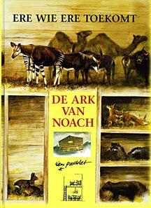 Ark van Noach Rien Poortvliet.                            lb xxx.
