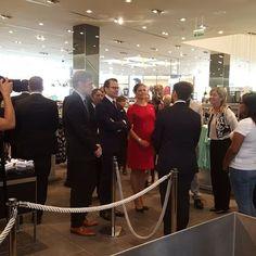 Crown Princess Victoria and Prince Daniel Visit Peru