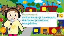 Heinähattu & Vilttitossu -kuunnelma Lewis Carroll, Luigi, Family Guy, Audio, Kids, Fictional Characters, Villi Länsi, Wreaths, Tv