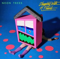 New Video Alert - Neon Trees deliver great 80's inspired pop and sing about Sleeping With A Friend - LISTEN NOW..!