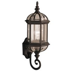 Kichler New Street Outdoor Wall Lantern & Reviews | Wayfair