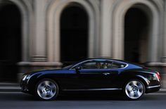 Bently Continental GT - I want one