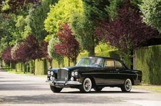 1965 Bentley S3 Continental by H J Mulliner, Park Ward  Chassis BC53LXE  Offered in Bonhams' next French sale