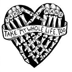 Take my whole life – A darker shade Tattoo Drawings, Body Art Tattoos, Cool Tattoos, Skull Drawings, Piercing Tattoo, Piercings, Skeleton Art, Geniale Tattoos, Future Tattoos