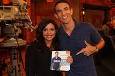 Rachael Ray! Download my all-new FREE women's easy diet at http://JorgeCruise.com