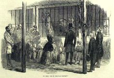 Wombwell's menagerie 1847