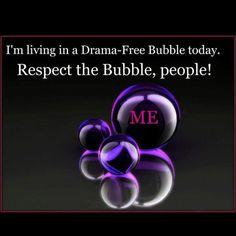 Drama free day